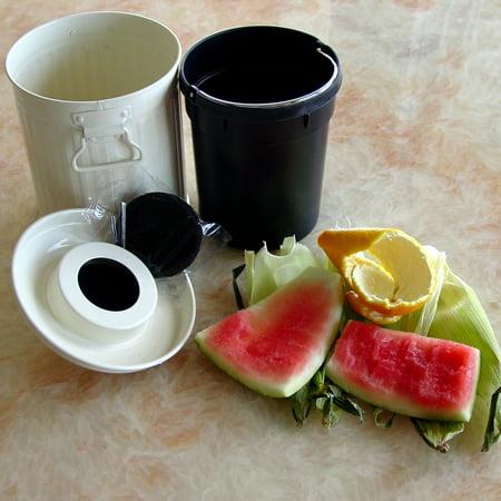 kitchen compost pail - Kitchen Composting Pail