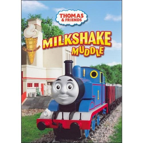 Thomas & Friends: Milkshake Muddle dvd (2007) Thomas & Friends