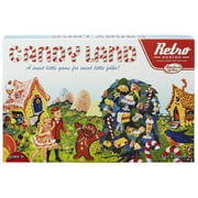 Retro Series Candy Land 1967 Edition Game, For 2 to 4 players