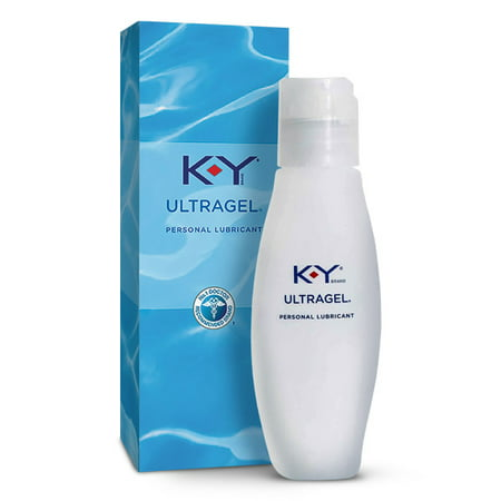 Jelly Personal Lubricant (K-Y Ultragel Personal Water Based Lubricant Gel - 4.5 fl oz)