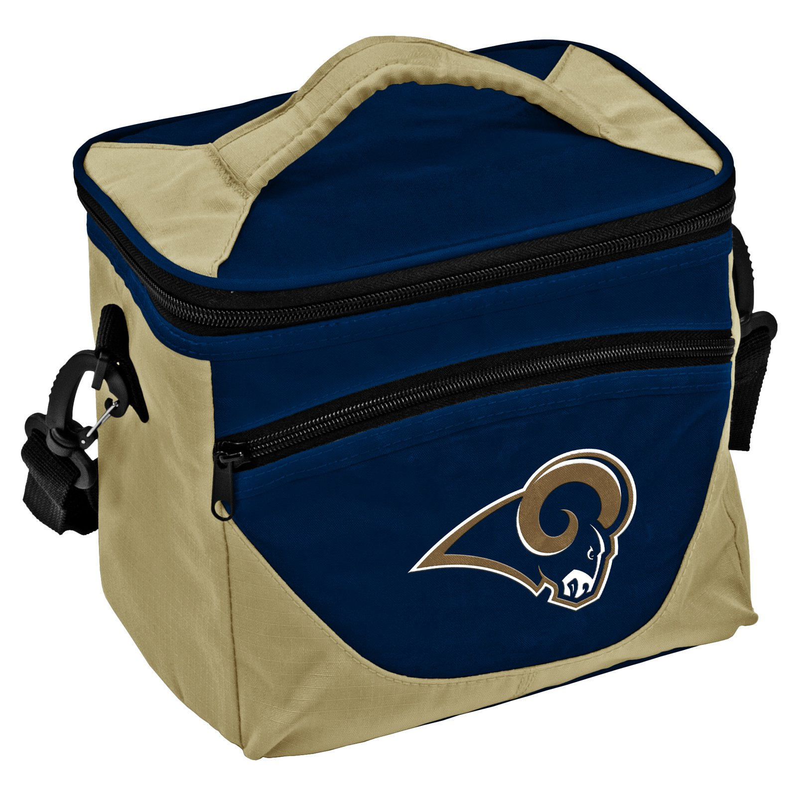 Logo Brands NFL Team Halftime Lunch Cooler
