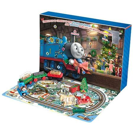 Thomas Friends Wooden Railway Advent Calendar