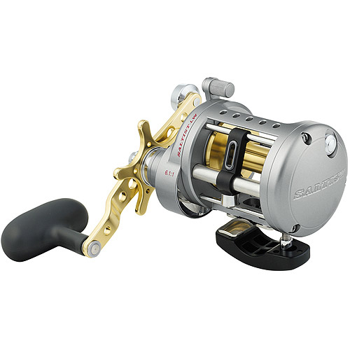Daiwa Saltist Hi-Speed Level Wind Reel
