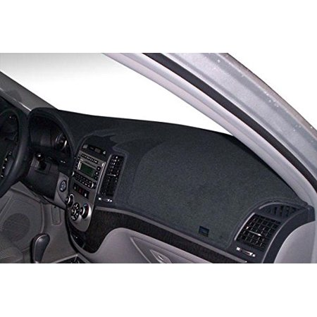 2009 to 2014 Nissan Maxima Charcoal Poly Carpet Custom Fit Dash - Makita Cover