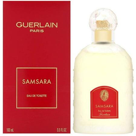 Guerlain Samsara By Guerlain Eau De Toilette Spray For Women 3.3 oz