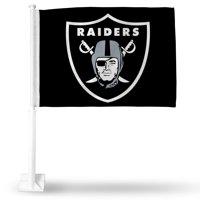 NFL Oakland Raiders Car Flag