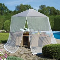 Commonwealth SCRAM - 9' Mosquito Net with Repellant