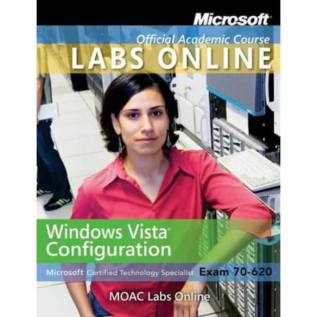 Windows Vista Configuration Microsoft Certified Technology Specialist Exam 70-620