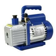 Gizmo Supply 1/3HP 4CFM Rotary Vane Deep Vacuum Pump AC Air Conditioning Tool R410a R134 HVAC