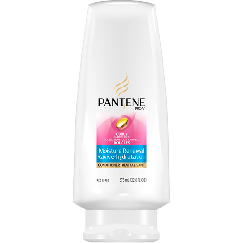 Pantene Pro-V Curly Hair Series Moisture Renewal Conditioner, 22.8 oz
