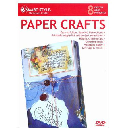 Smart Style: Christmas Crafts: Paper Crafts