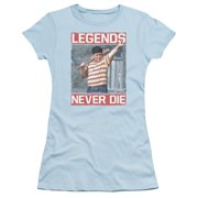 Sandlot Legends Juniors Short Sleeve Shirt