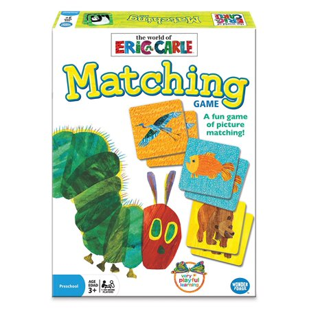 The World of Eric Carle Matching Game (Other) ()