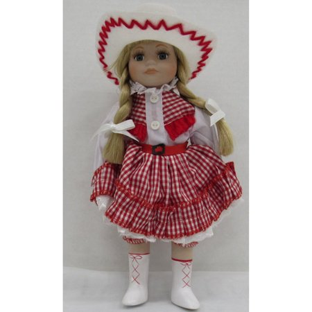 Royalton Collection Porcelain Doll, Spirit of America Collection Lily Doll (Porcelain Doll Halloween)