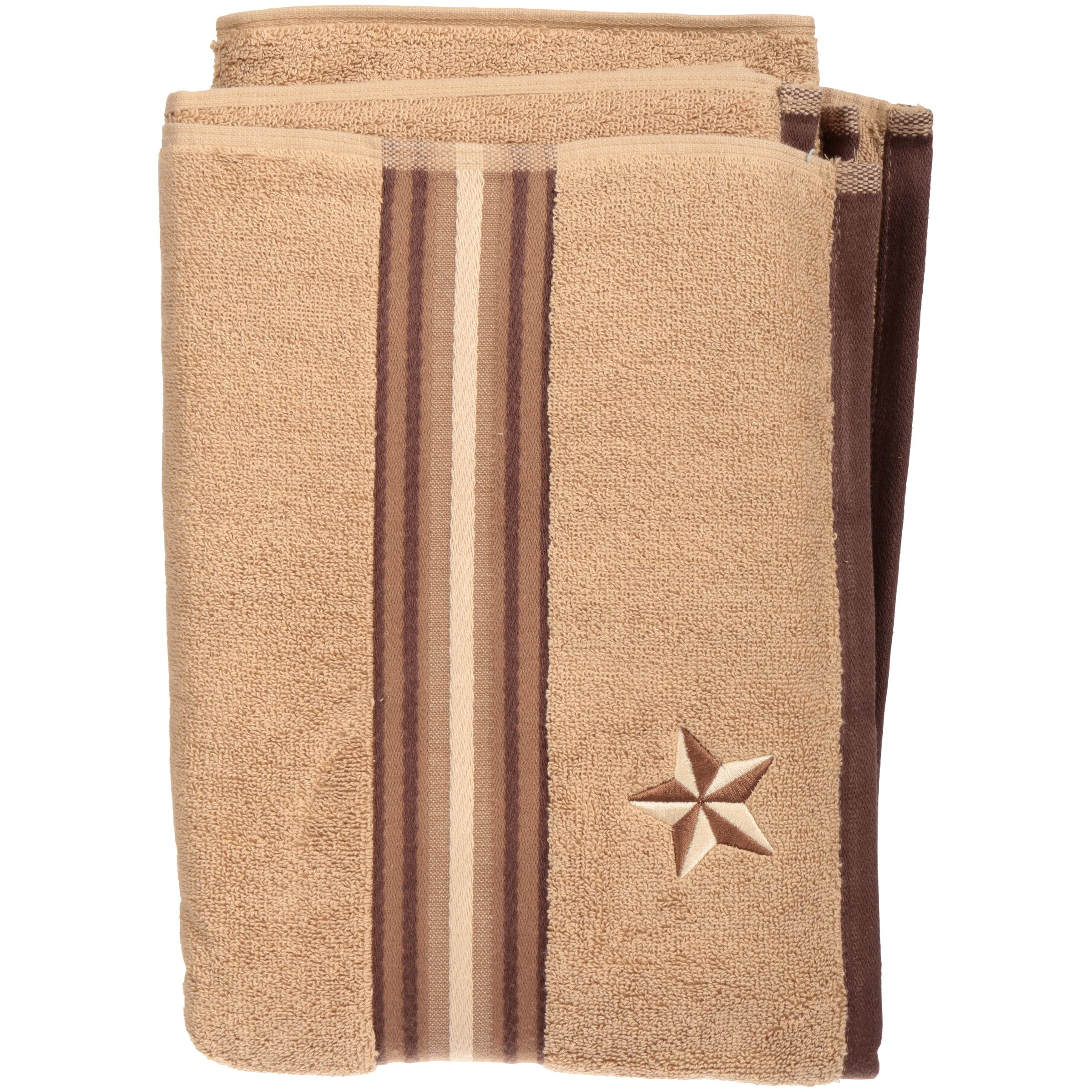 Better Homes And Gardens Texas Horse Bath Towel Collection