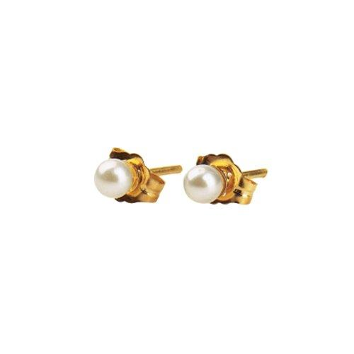 infant pearl earrings baby pearl earrings walmart 5193