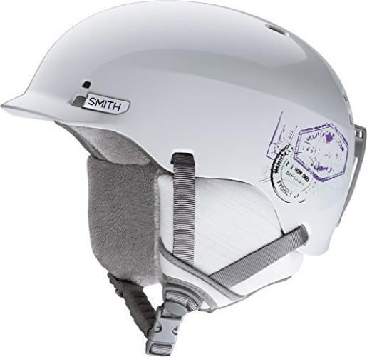Smith Optics Gage Adult Ski Snowmobile Helmet White Wanderlust   Small by Smith Optics