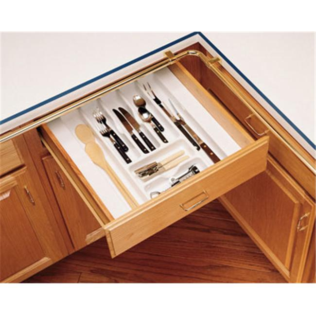 Rev-A-Shelf RSCT.3A.20 17.5 in. Cutlery Trays-Almond