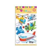 """Best Creation Sticker Wall Decor 16"""" Aircraft"""