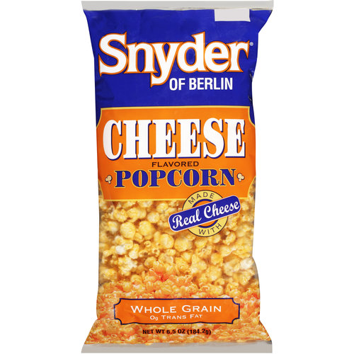 Snyder of Berlin Cheese Flavored Popcorn, 6.5 oz