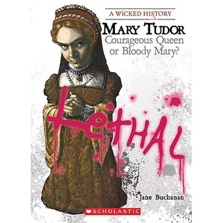 Mary Tudor : Courageous Queen or Bloody Mary? - Perfect Bloody Mary Recipe