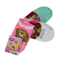Socks - Disney - Toddler Girls 3Pack Size 2-4 F0425TB