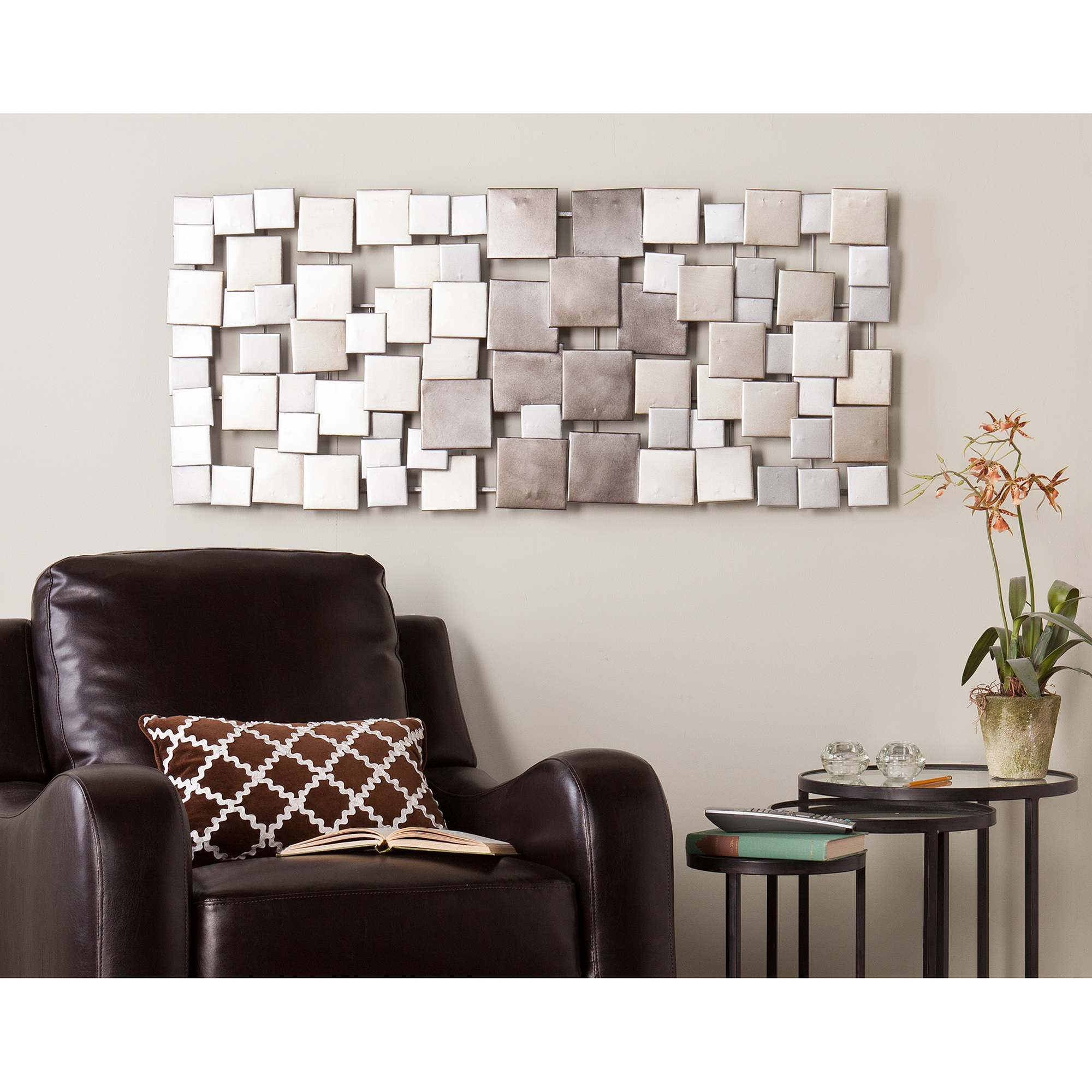 Metal Wall Hangings metal wall art - walmart