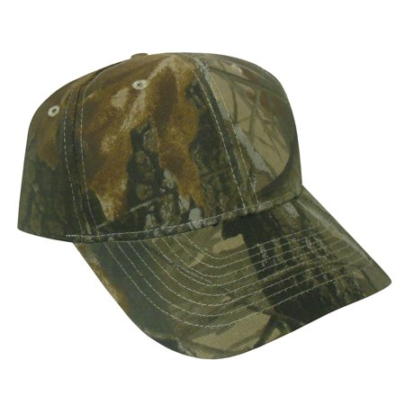 Hardwood Hat (Realtree Hardwoods Camouflage Cap - Hunting Hat)