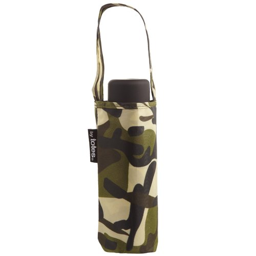 Isotoner Totes Micro Mini Manual Umbrella Camo Walmart Com