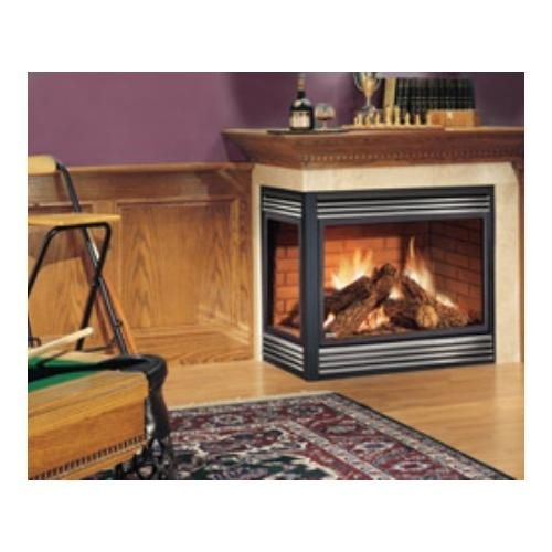 "Napoleon GVF40P1 36"" Right Side Open Vent Free Fireplace"