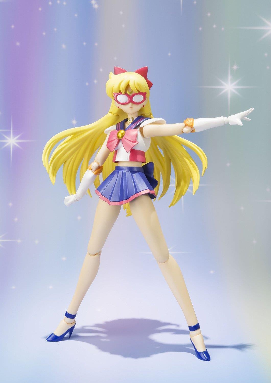Bandai Tamashii Nations Sailor Moon V Anime Action Figure Set SH Figuarts Japan