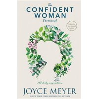 The Confident Woman Devotional : 365 Daily Inspirations (Hardcover)