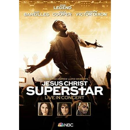 Jesus Christ Superstar Live in Concert (DVD)