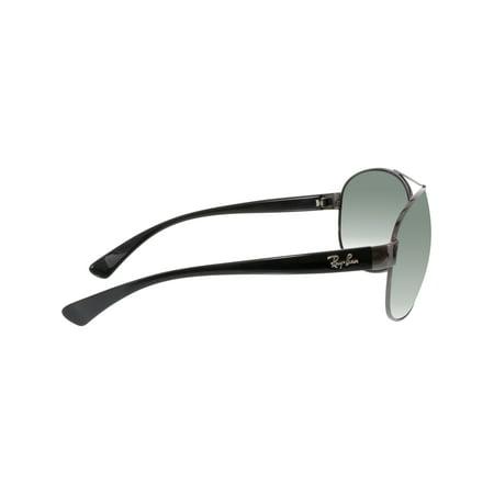 Ray-Ban Men's Active RB3386-004/71-67 Gunmetal Aviator Sunglasses - image 2 of 3
