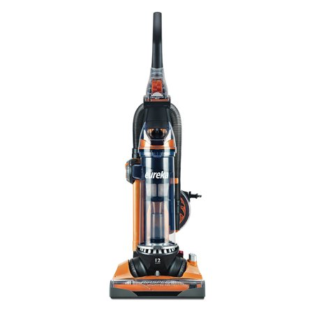 Eureka AirSpeed UNLIMITED Rewind Bagless Upright Vacuum, 15 1/2 lbs, Copper Metallic