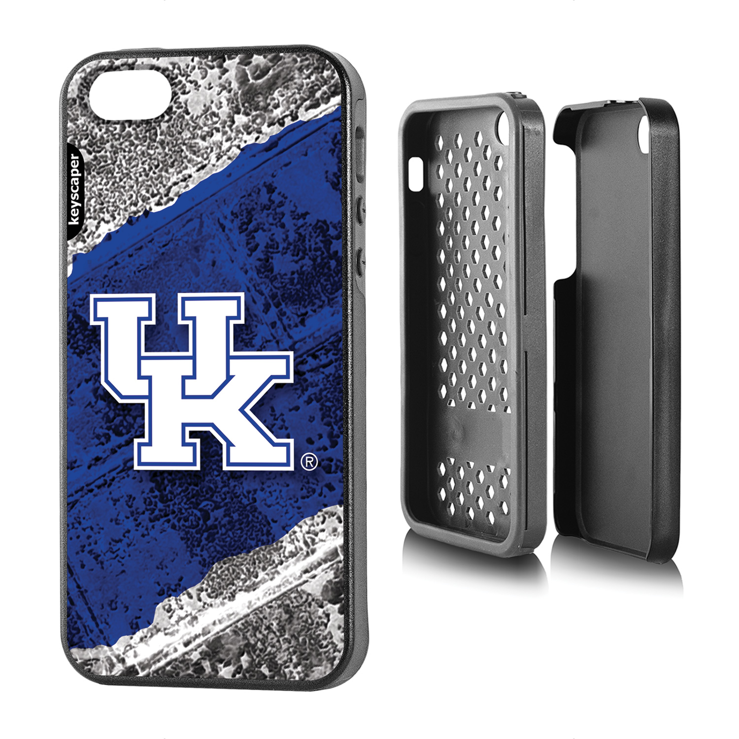 Kentucky Wildcats Apple iPhone 5/5s Rugged Case