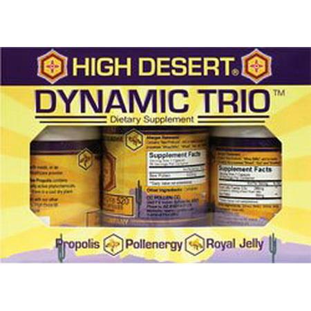CC Pollen INC Dynamic Trio 30 jours