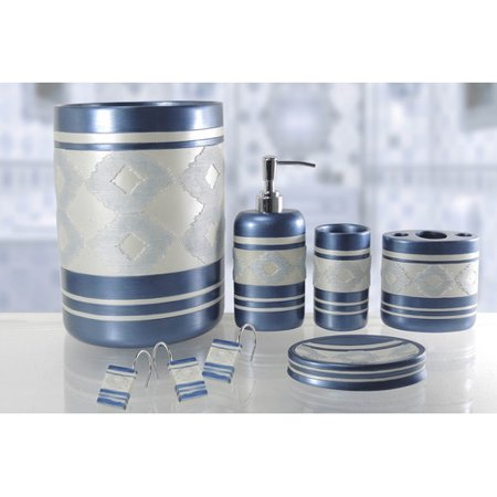 Daniels bath michelle 5 piece bathroom hardware set for Bathroom 5 piece set