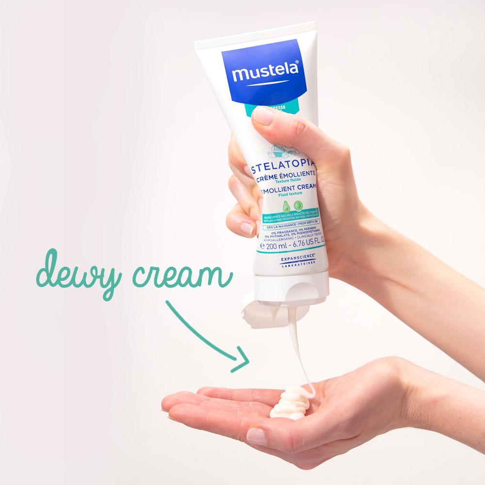 Stelatopia Emollient Cream by mustela #10