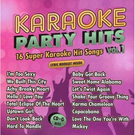 KARAOKE PARTY HITS VOL 1 (Music)