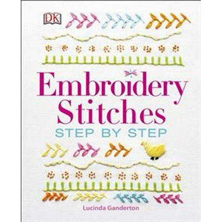 Machine Embroidery Magazine (Embroidery Stitches Step-by-step (Dk Crafts))