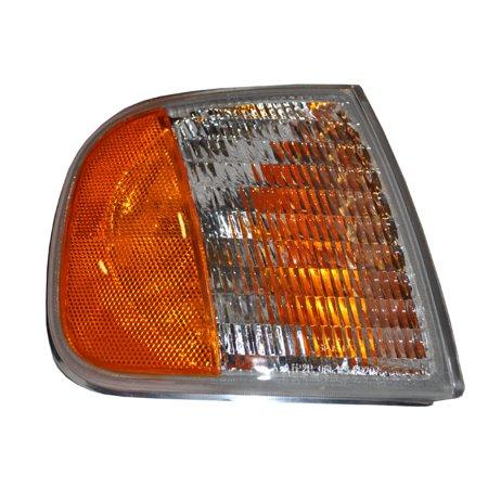 Ford F-150 Corner Light Built Before 7/96 Passenger Right Hand Side FO2521132