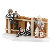 Department 56 Christmas Story Ralphie & Ol'Blue Save the Day