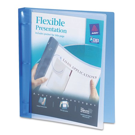Avery Flexible View Pocket Presentation -