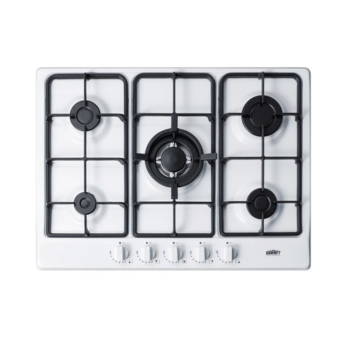 Summit Appliance 27'' Gas Cooktop With 5 Burners