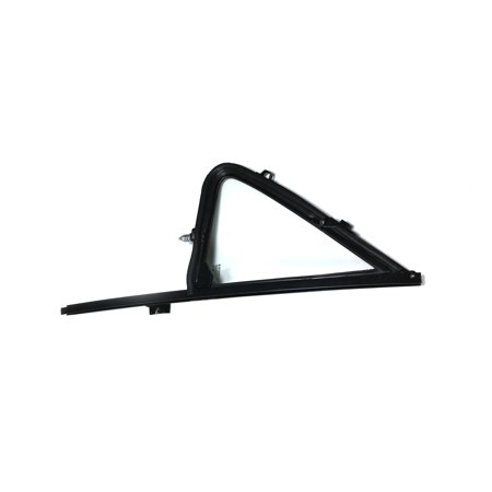 Fairchild Industries Vent Window Assembly - Driver Side F4924 1960 Vent Window