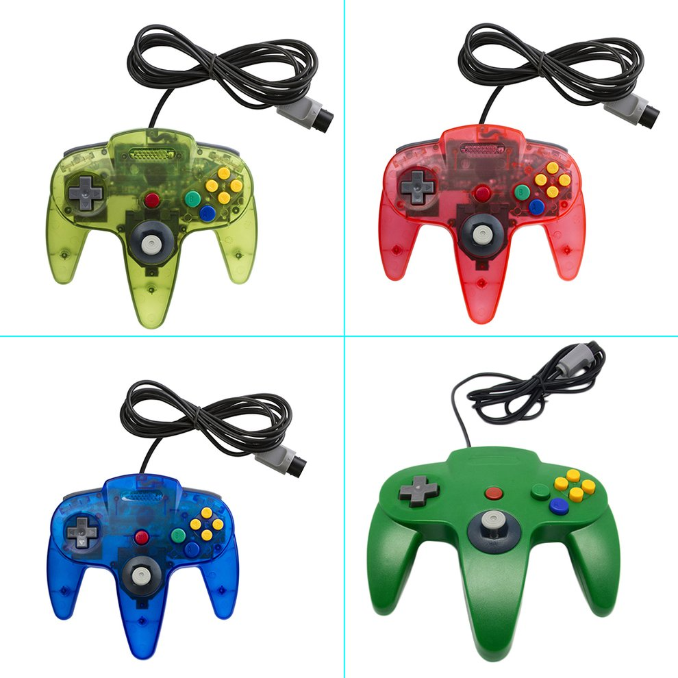 High Quality Long Handle Wireless Xbox One Controller Pad Joystick for Nintendo