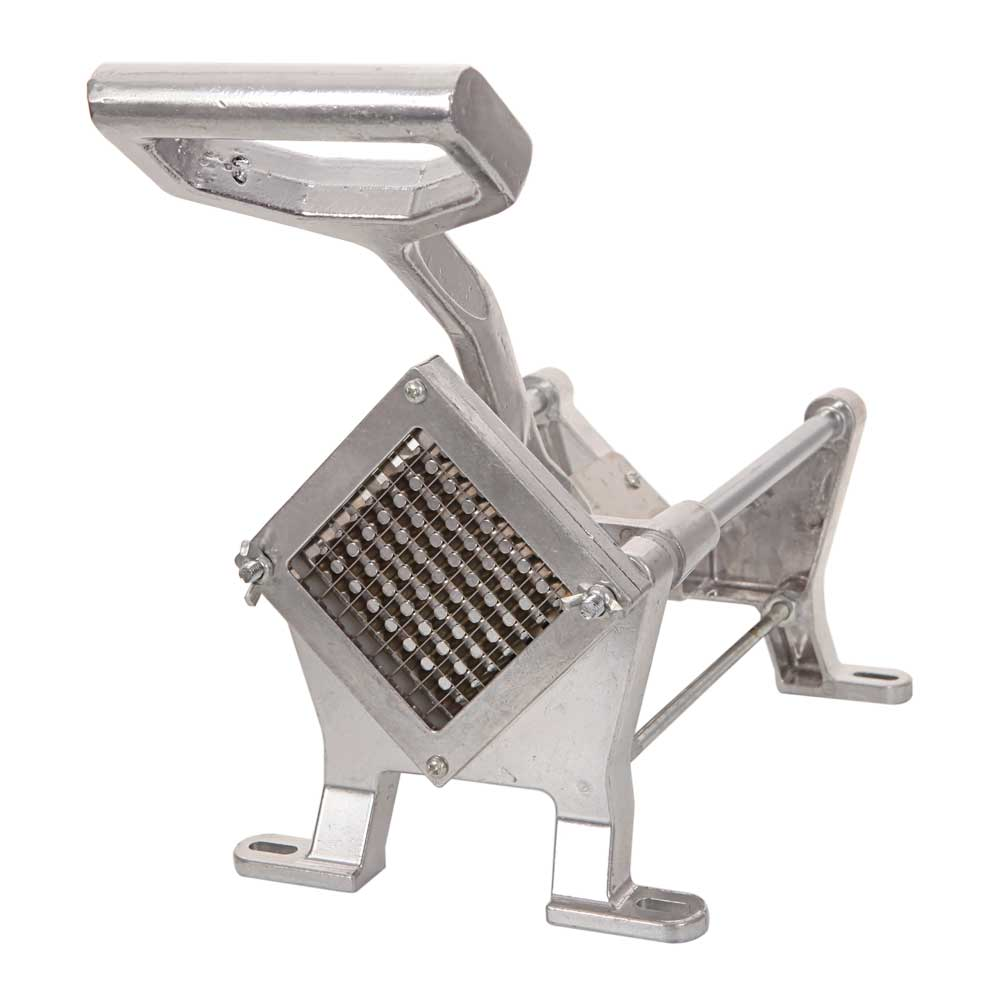 Ktaxon Commercial Quality Potato French Fry Fruit Vegetable Cutter Slicer W 3 Blades