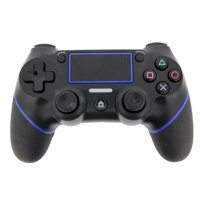 TekDeals Black Wireless Bluetooth Game Controller Pad Gamepad For Sony PS4 Playstation 4