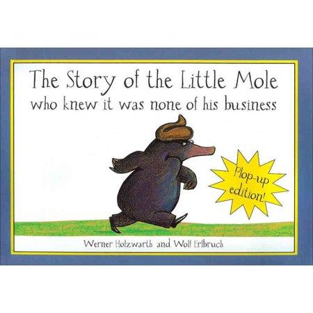 The little educational mole, squirt bukkake tube